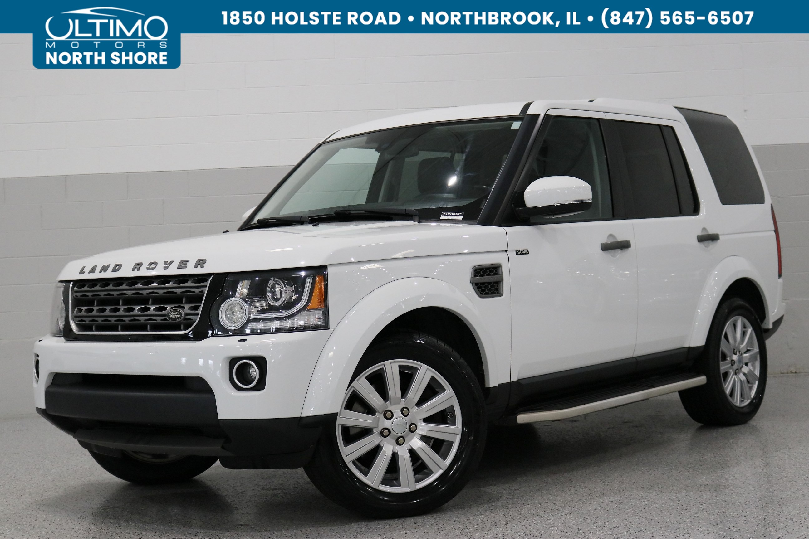 Pre-Owned 2016 Land Rover LR4 Base Northbrook, IL