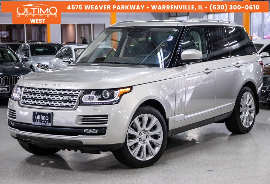 Used Land Rover Range Rover Warrenville Il
