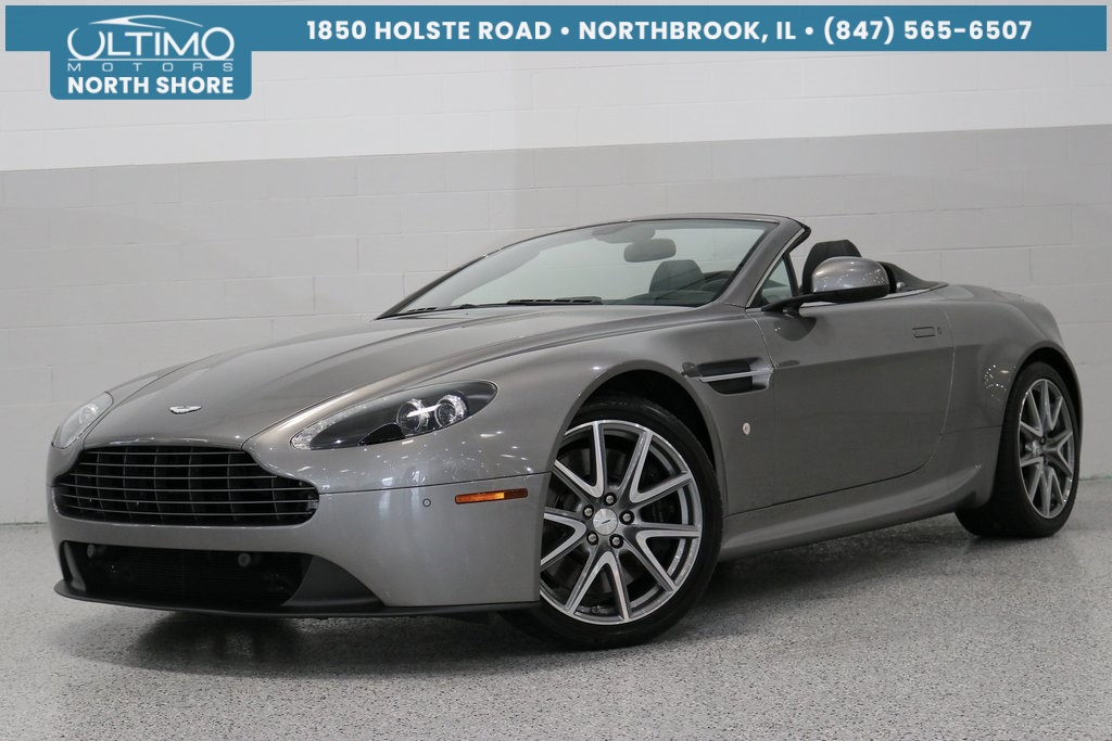 Pre-Owned 2015 Aston Martin V8 Vantage Base