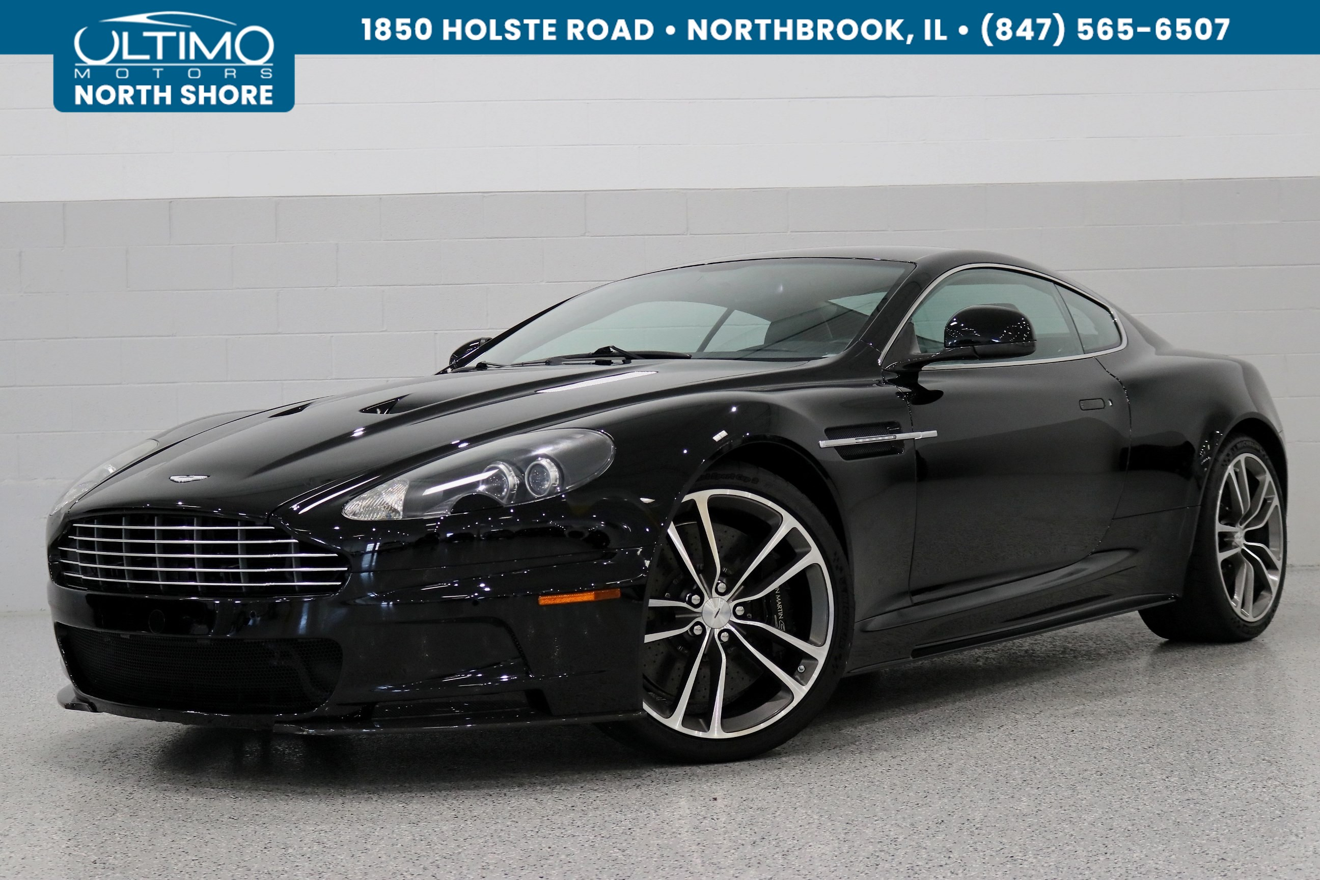 Pre-Owned 2011 Aston Martin DBS Base