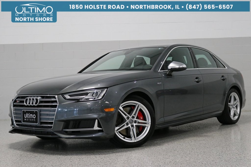 Pre-Owned 2018 Audi S4 3.0T Premium Plus