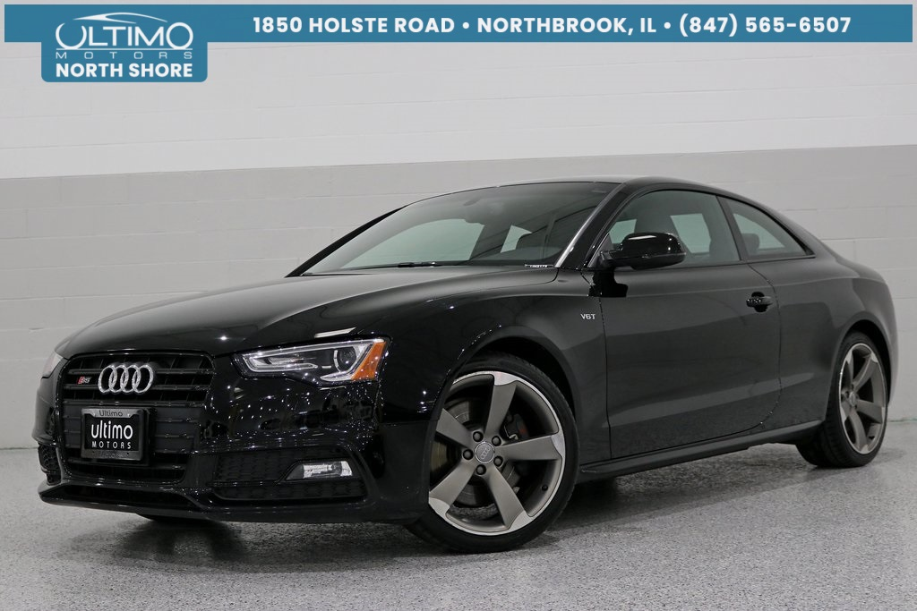 Pre-Owned 2014 Audi S5 3.0T Premium Plus