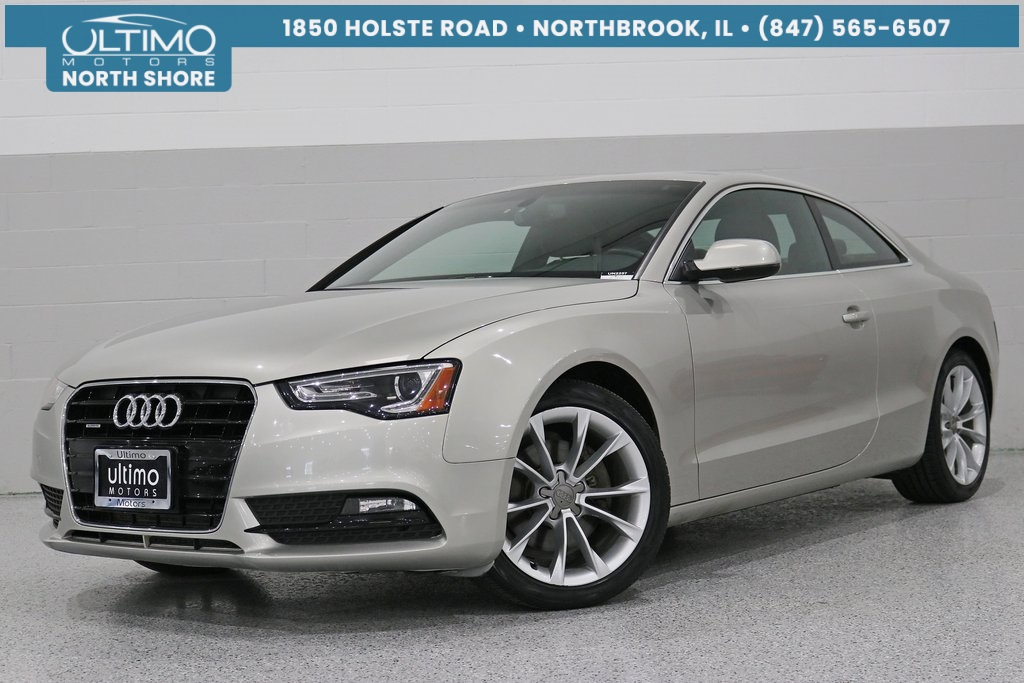 Pre-Owned 2014 Audi A5 2.0T Premium Plus