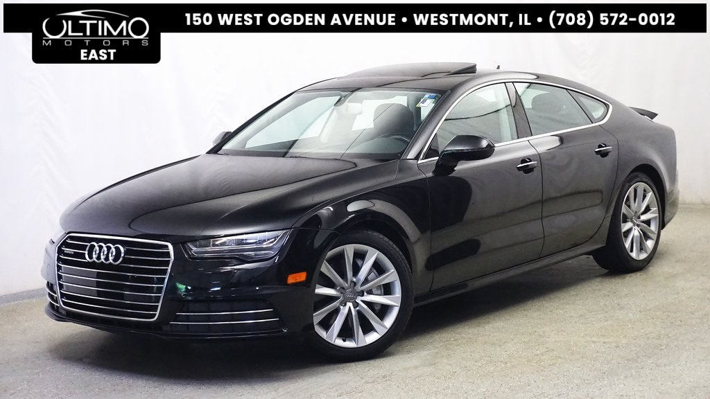 Pre-Owned 2016 Audi A7 3.0 TDI Premium Plus