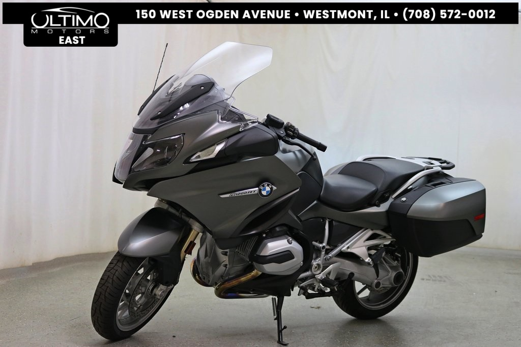 Pre-Owned 2015 BMW R1200 RT