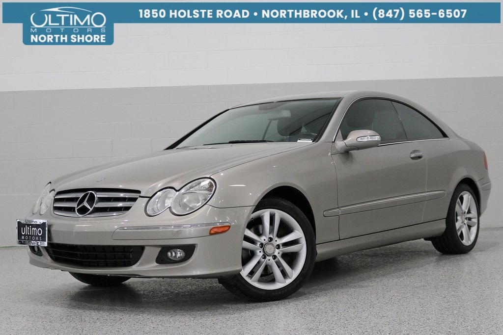 Pre-Owned 2009 Mercedes-Benz CLK CLK 350
