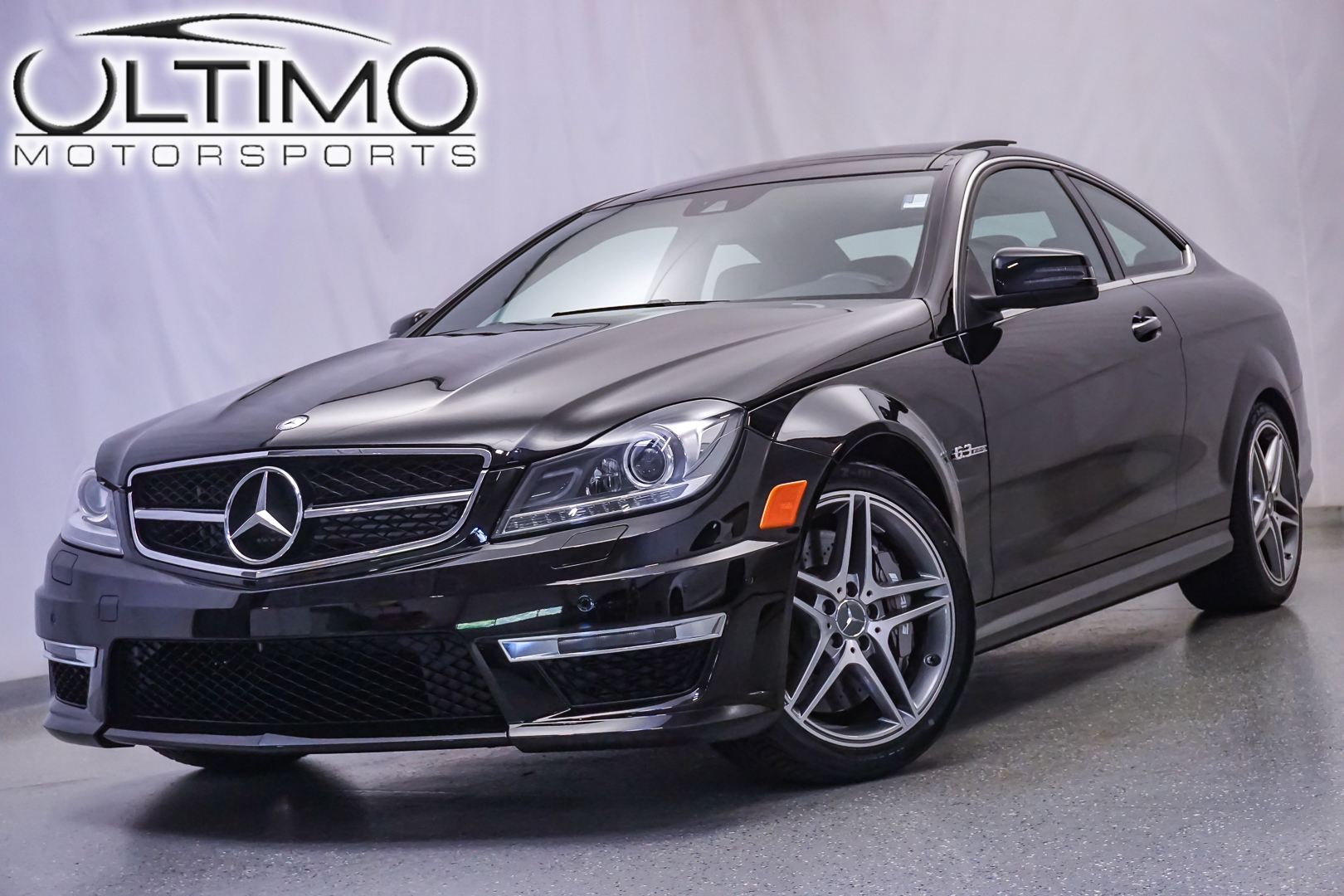 Pre-Owned 2015 Mercedes-Benz C-Class C 63 AMG®