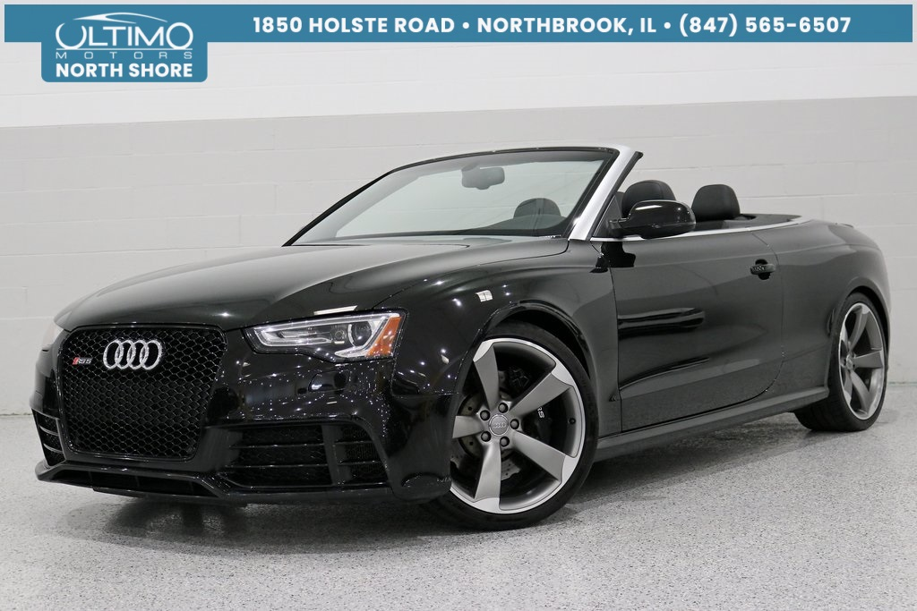 Pre-Owned 2014 Audi RS 5 4.2