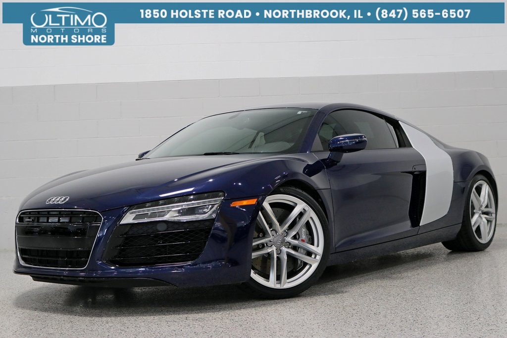 Pre Owned 2014 Audi R8 4 2 Northbrook Il