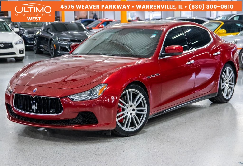 Used Maserati Ghibli Warrenville Il