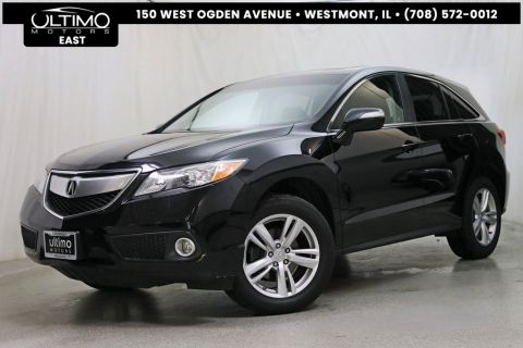 Pre-Owned 2013 Acura RDX Technology Package