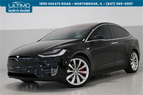 Pre-Owned 2016 Tesla Model X P100D
