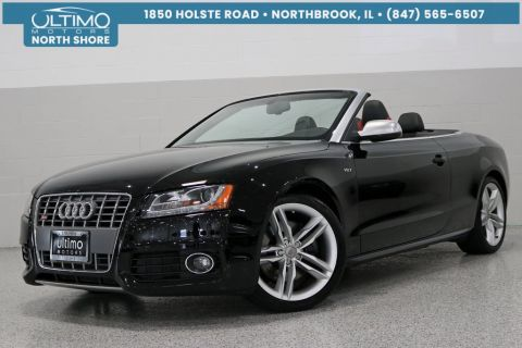 Pre-Owned 2010 Audi S5 3.0 Cabriolet Prestige