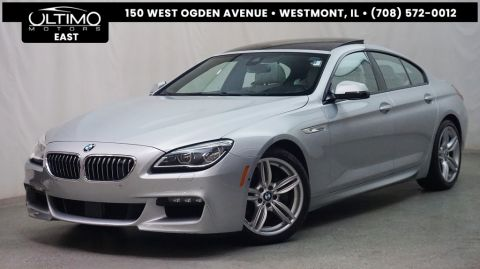 Pre-Owned 2016 BMW 6 Series 650i xDrive Gran Coupe