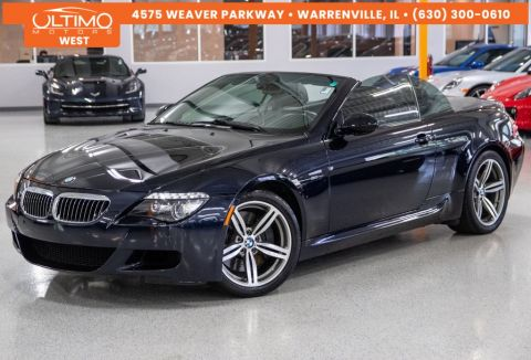 Pre-Owned 2009 BMW M6 Base