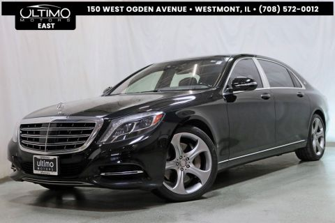 Pre-Owned 2017 Mercedes-Benz S-Class Maybach S550