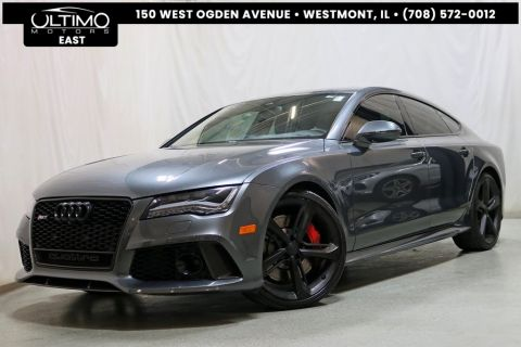 Pre-Owned 2015 Audi RS 7 4.0T Prestige
